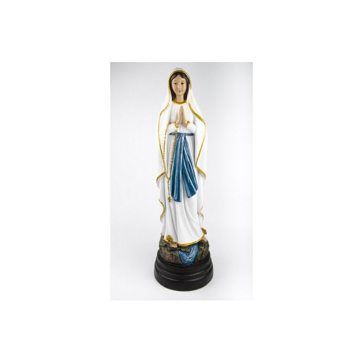 Statue Notre Dame de Lourdes - 60 cm