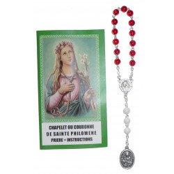Chapelet de sainte Philomène