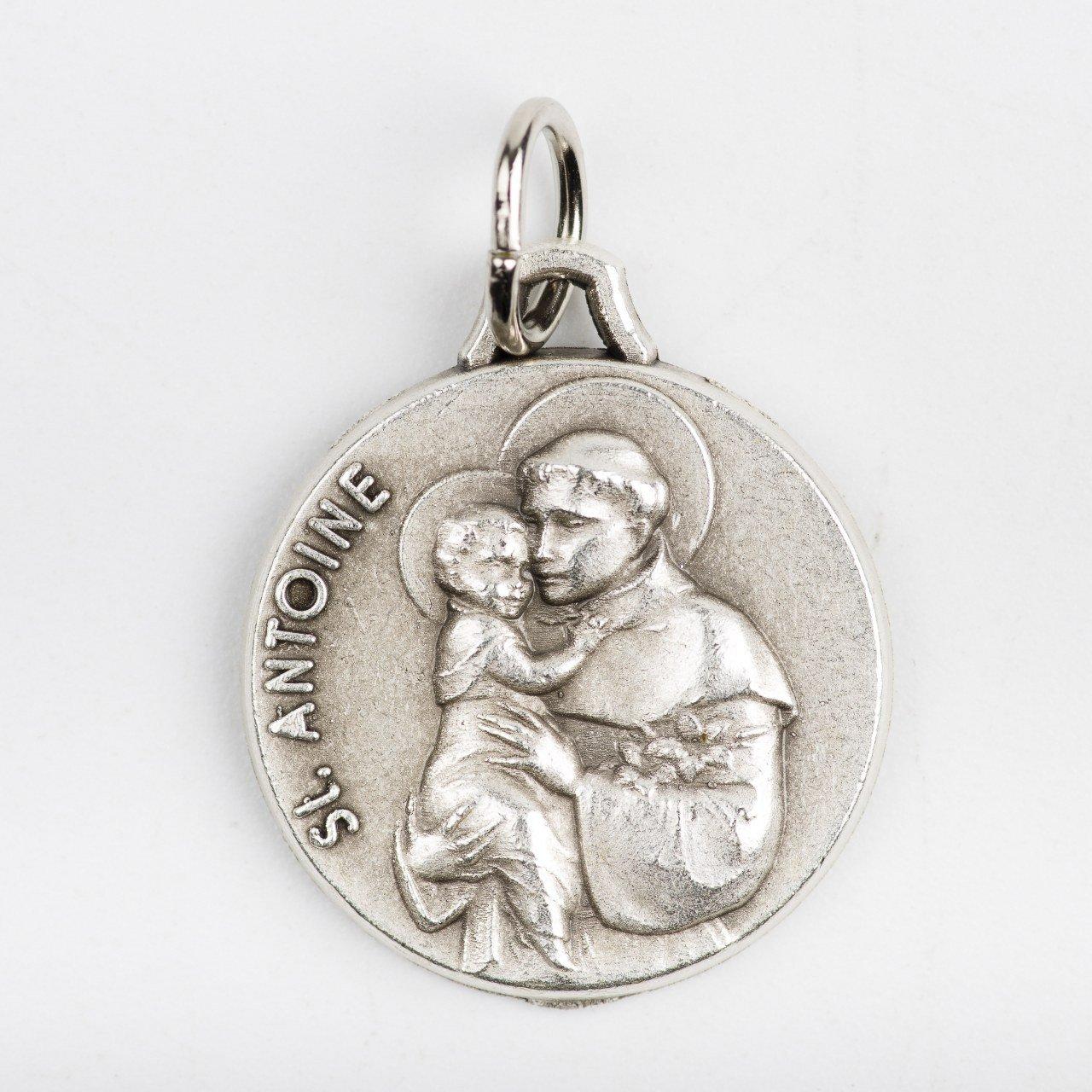 Médaille Saint Antoine - 18 mm
