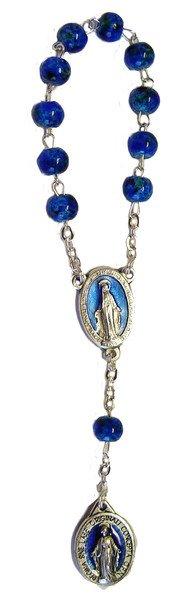 Dizainier Vierge Miraculeuse - Bleu