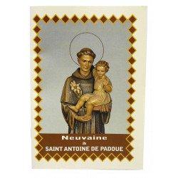 Neuvaine à saint Antoine de Padoue
