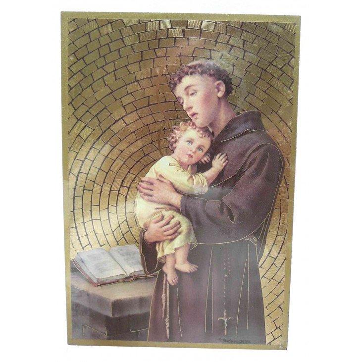 Cadre à suspendre de Saint Antoine de Padoue