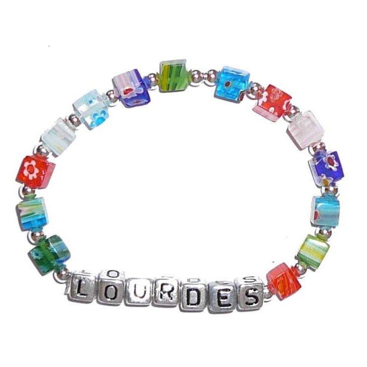 Bracelet Murano de Lourdes