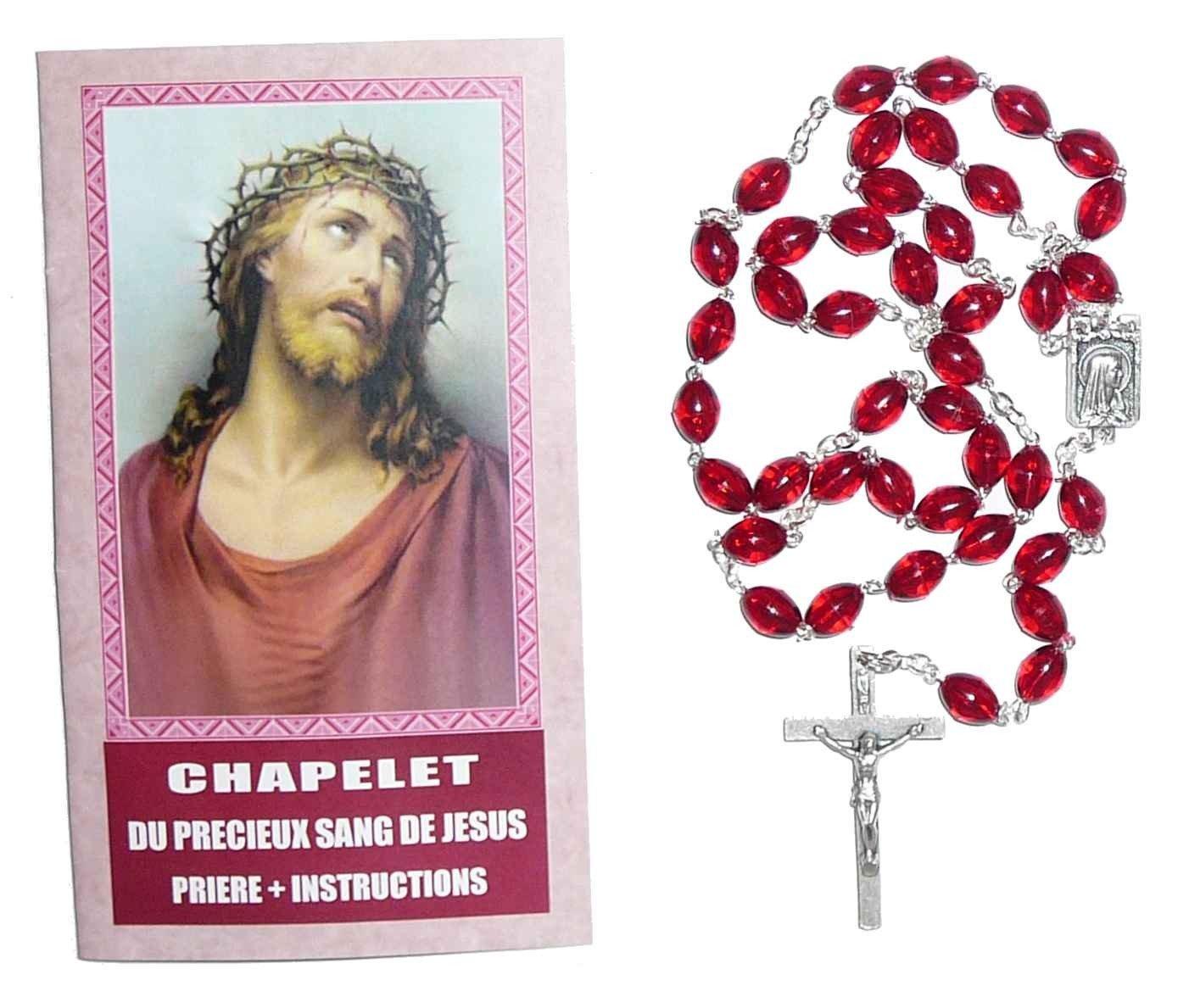 Chapelet du Précieux Sang de Jésus