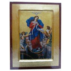 Grande icône Marie qui défait les noeuds