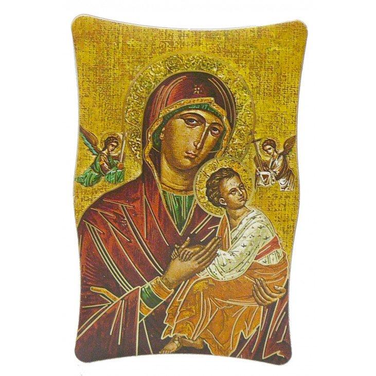 Cadre de la Vierge du Perpétuel Secours