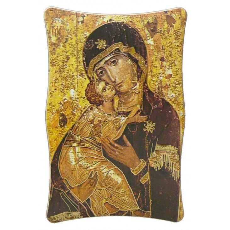 Cadre Vierge de Vladimir