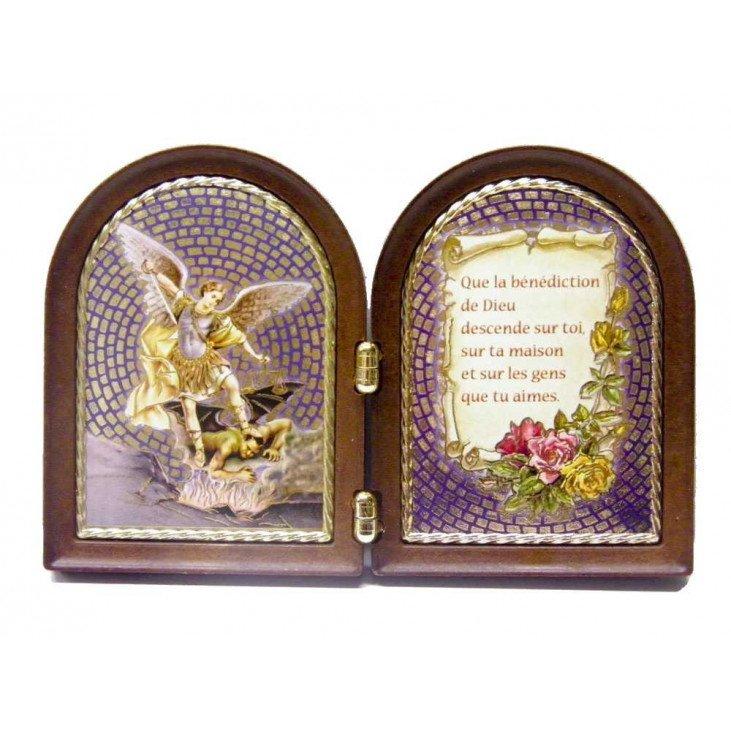 Diptyque Saint Michel Archange