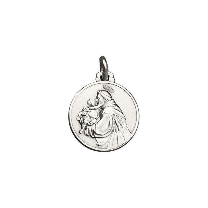 Médaille Saint Antoine - argent