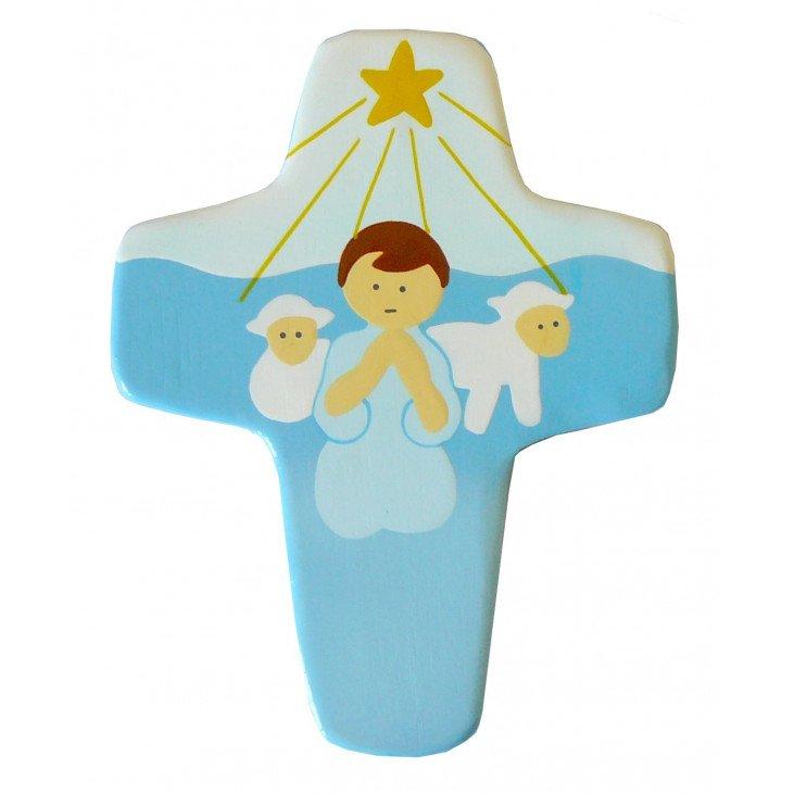 Croix du Bon Berger pour enfant