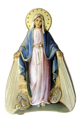 Magnet - Vierge Miraculeuse