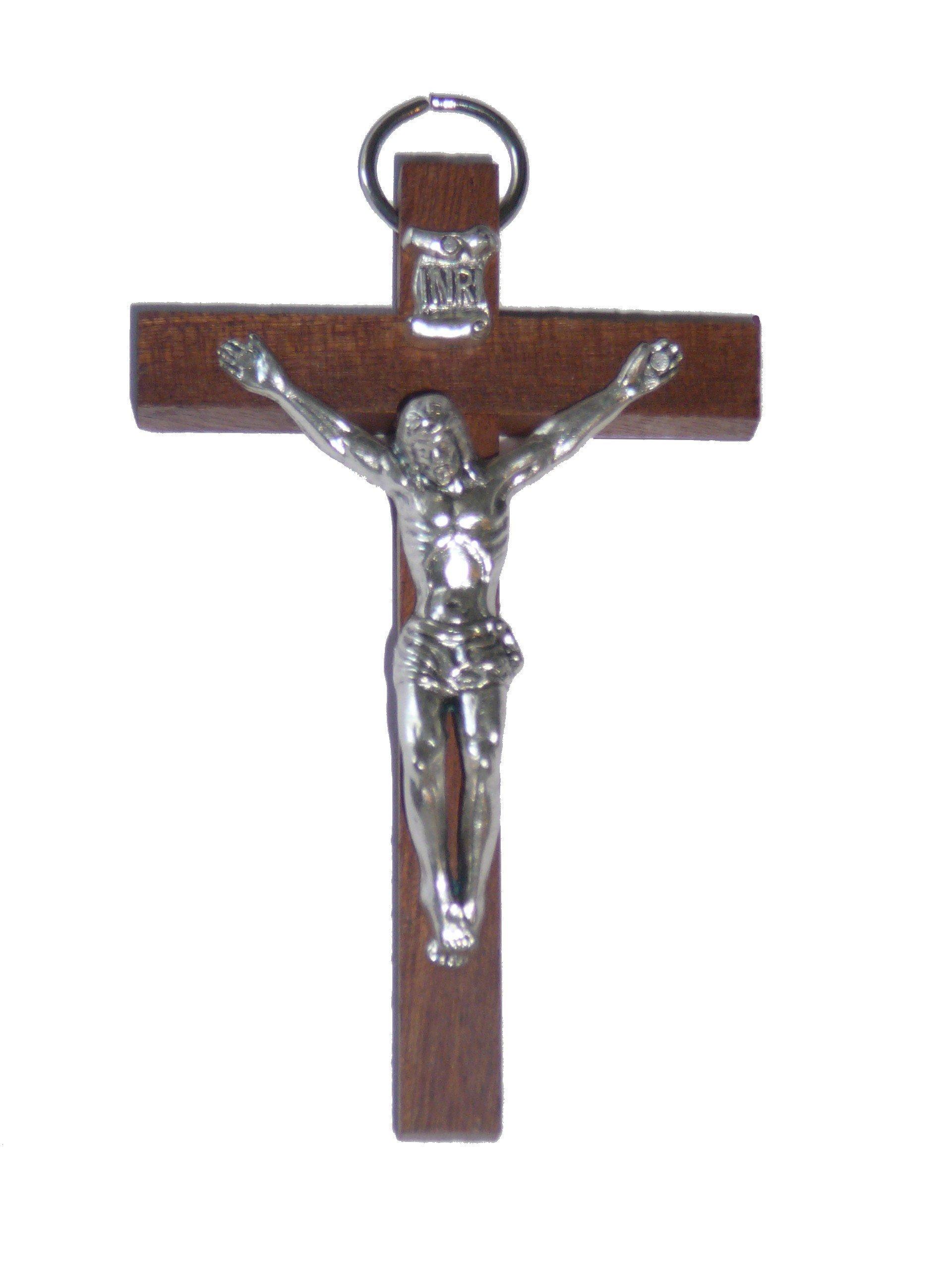 Croix du Christ - 8,5cm