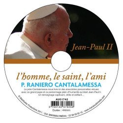 CD audio sur Jean-Paul II