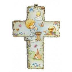 Croix de communion - Garçon