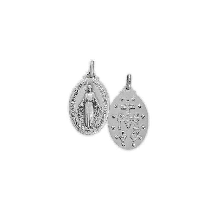 Médaille Miraculeuse - argent